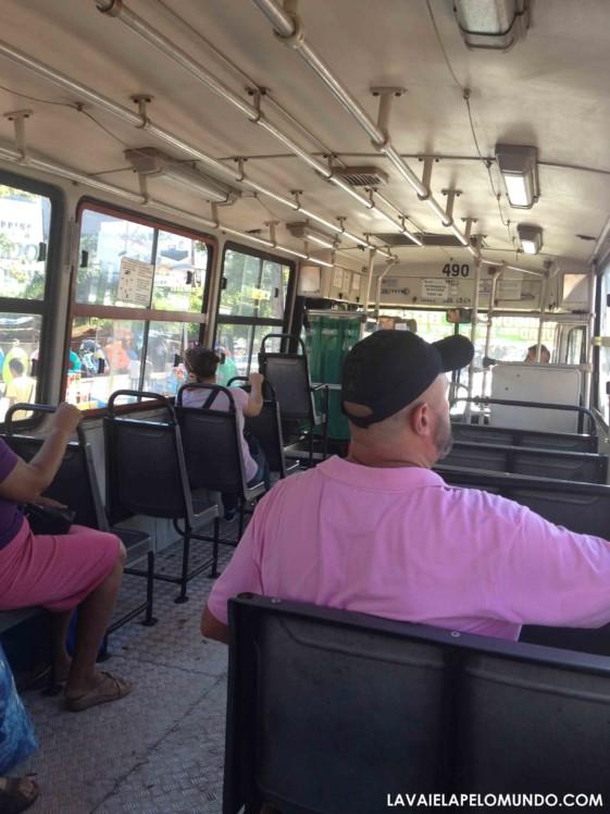 Ônibus Foz do Iguaçu Paraguai