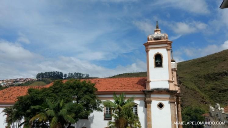 Basílica de Nossa Senhora do Pilar