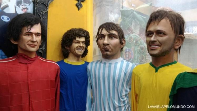 Bonecos Gigantes de Olinda