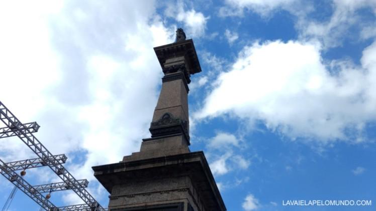 Estátua de Tiradentes Ouro Preto