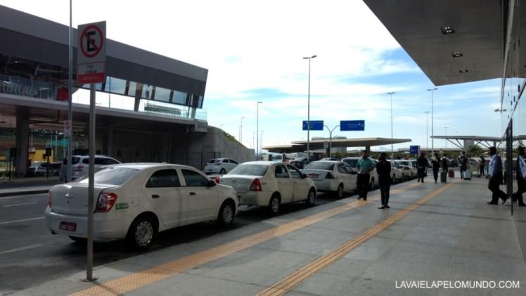 Táxi Aeroporto - Confins