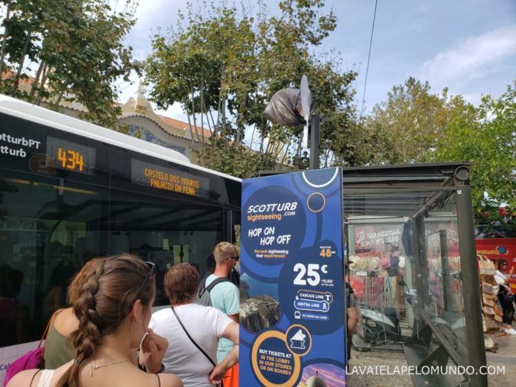 ônibus Scott Urb sintra