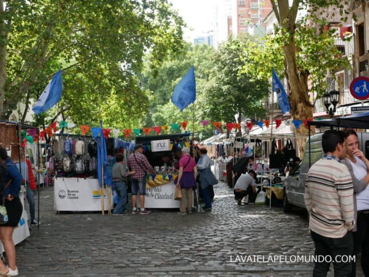 Feira de San Telmo Buenos Aires