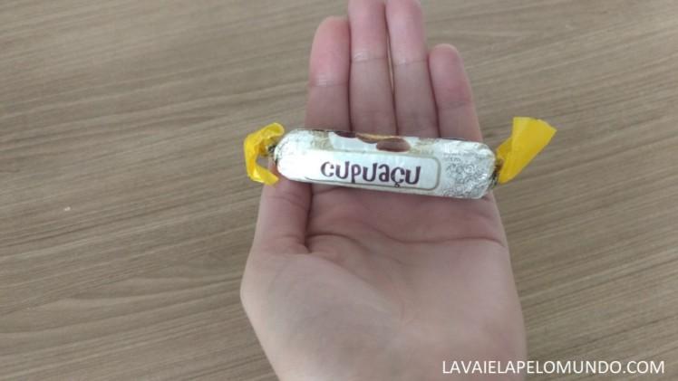 Bombom de Cupuaçu