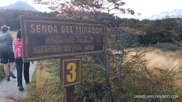 PARQUE TIERRA DEL FUEGO USHUAIA