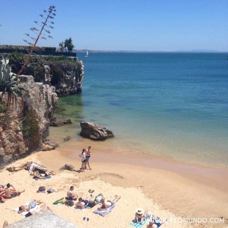 praias de cascais