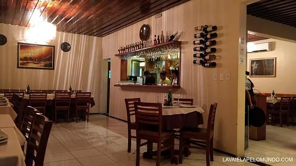 restaurante em barreirinhas