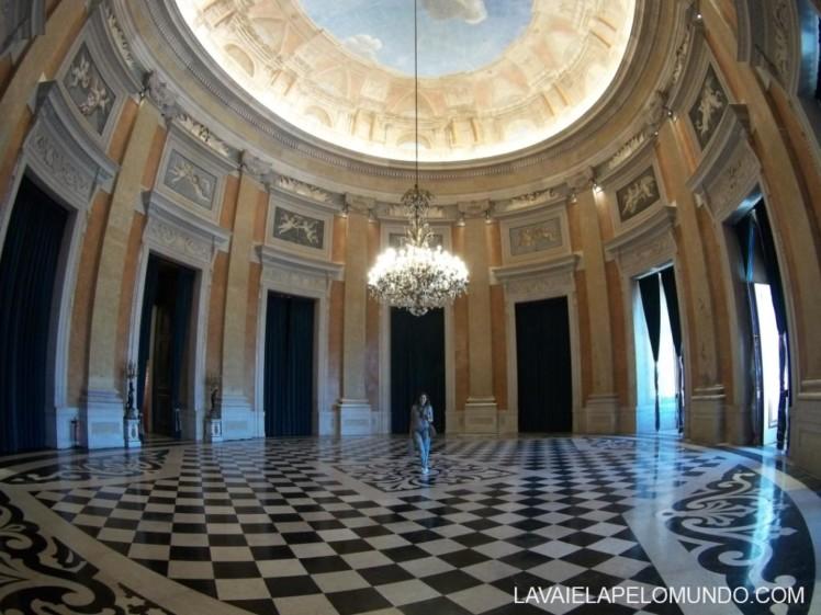 Palácio Nacional da Ajuda Lisboa
