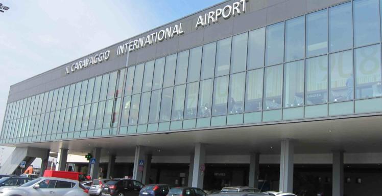 aeroporto de Bérgamo