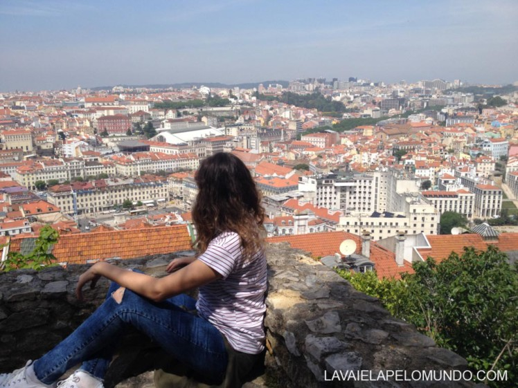Castelo de São Jorge Lisboa