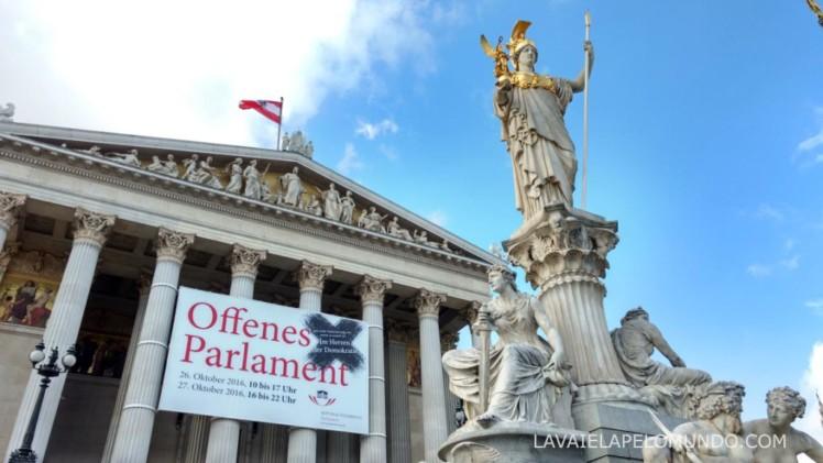 parlamento de viena