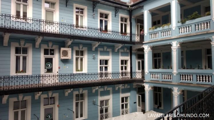 Hostel em Budapeste
