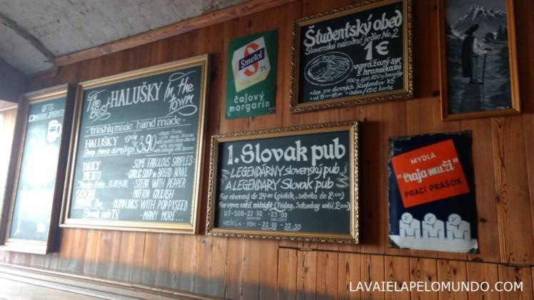 Slovak Pub