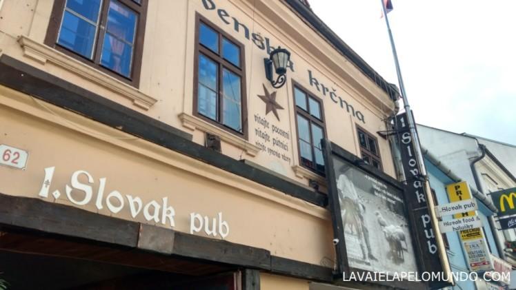 Restaurantes em Bratislava