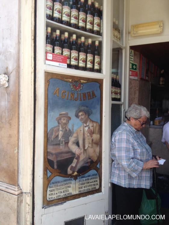 A Ginginha Lisboa
