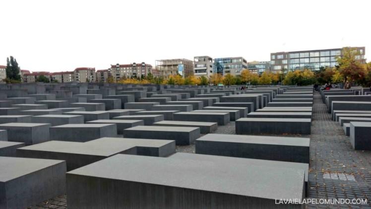 Memorial aos Judeus Mortos Berlim