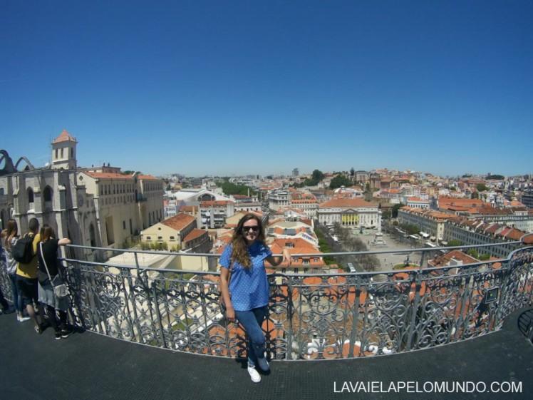 Elevador Santa Justa Lisboa