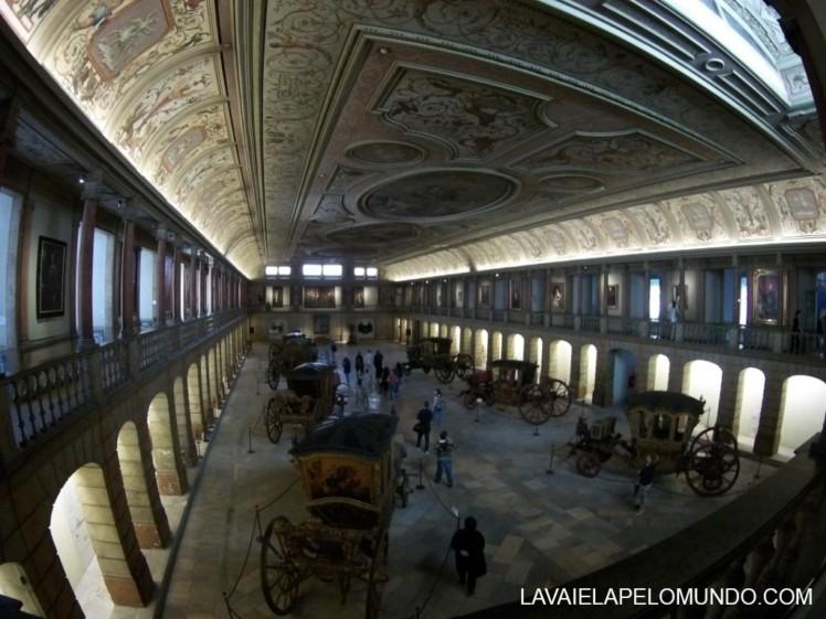 Museu dos Coches Lisboa