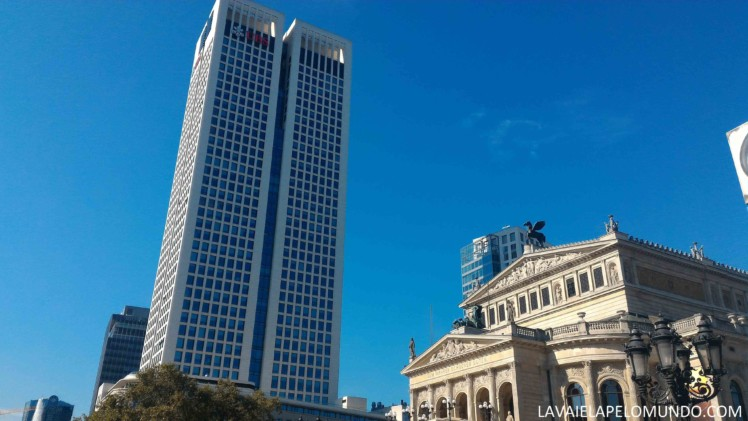 Opernplatz frankfurt