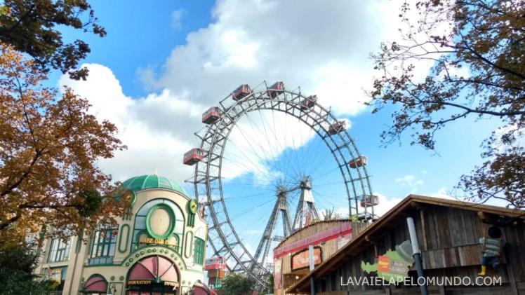 Parque de diversões Prater