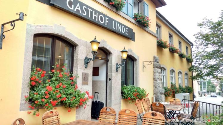 Hotel em Rothenburg Ob der Tauber