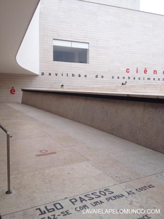 Pavilhão do Conhecimento Lisboa