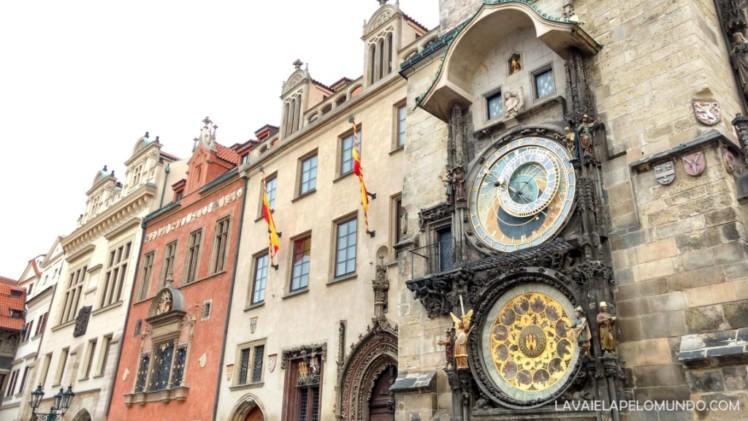 Relógio Astronômico praga