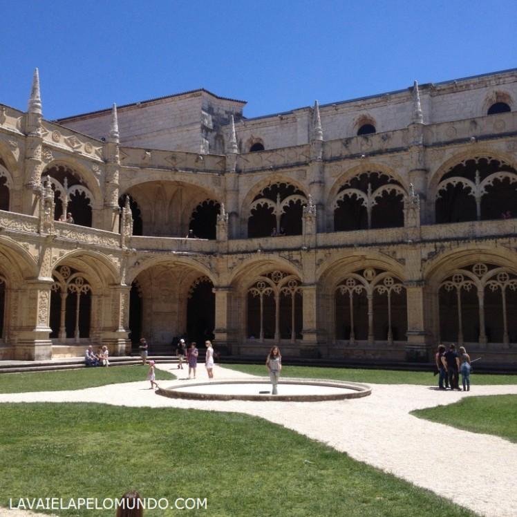 Mosteiro dos Jerônimos Lisboa
