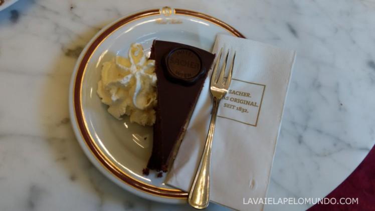 Torta Sacher Viena