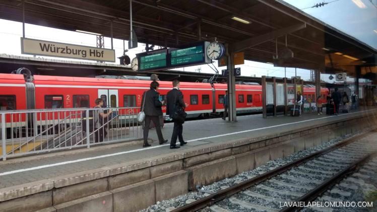 trem alemanha