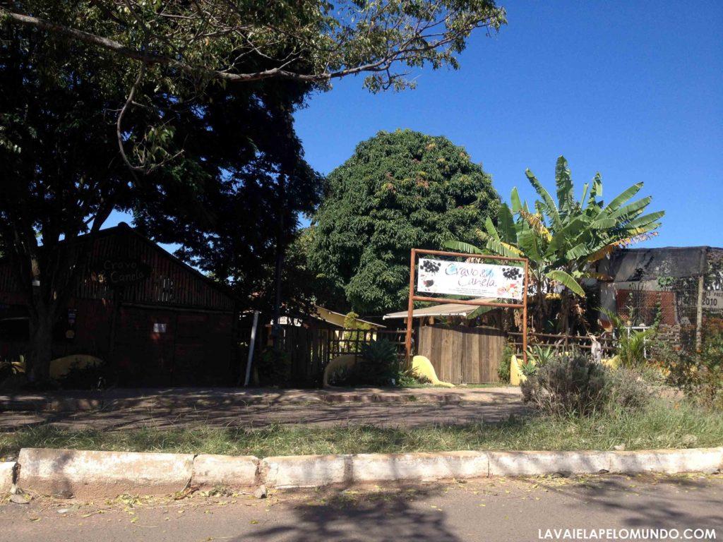 Restaurante m Alto Paraíso Goiás