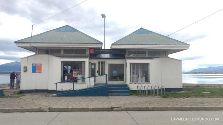 centro de informações turísticas em puerto natales