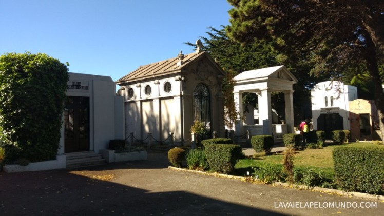 cemitério punta arenas chile