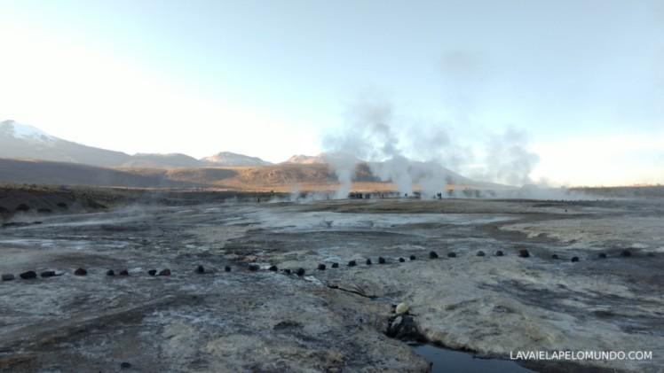 geyser del tatio