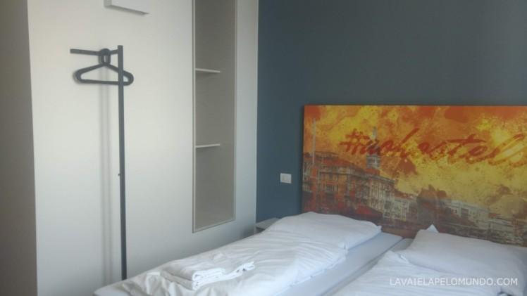 hotel em veneza mestre