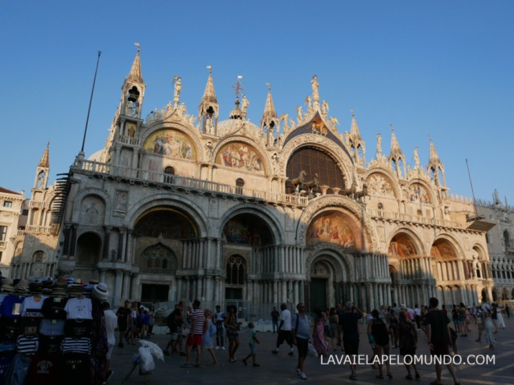 basilica de san marco veneza