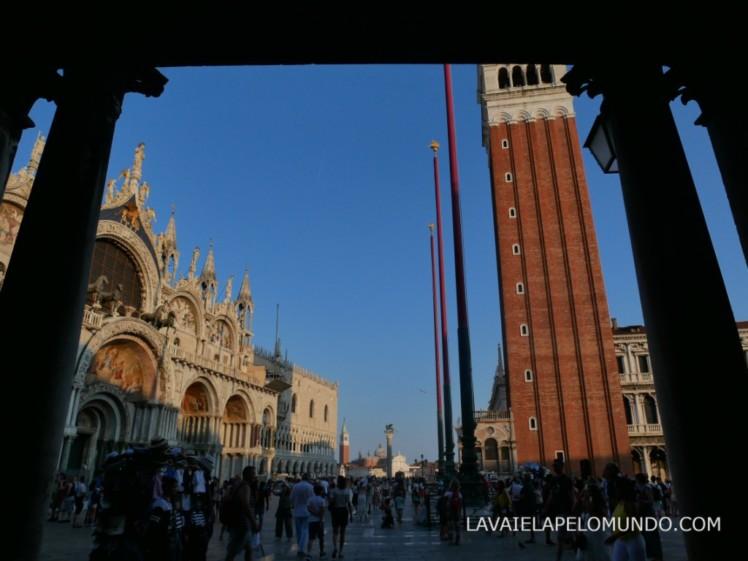 piazza san marco veneza