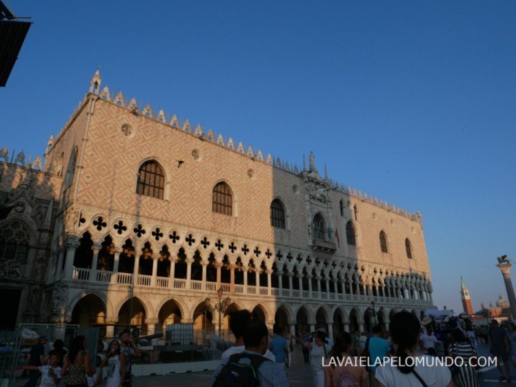 palacio ducal veneza