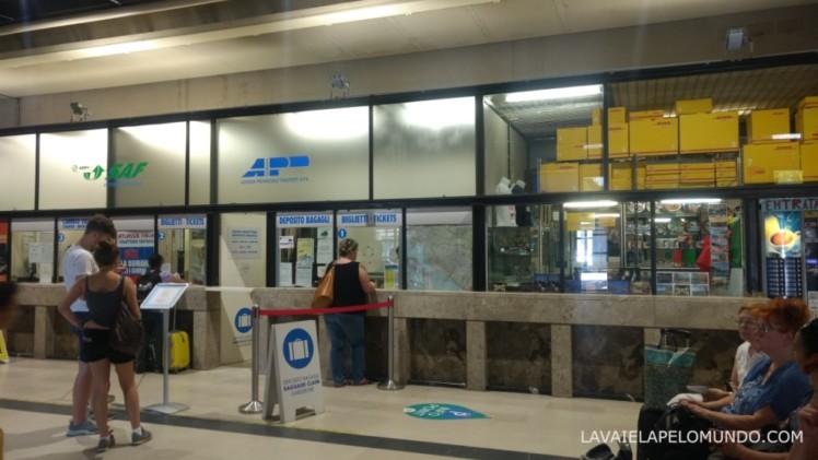 Terminal de Onibus de Trieste