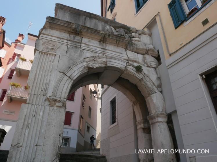 Arco di Riccardo Trieste