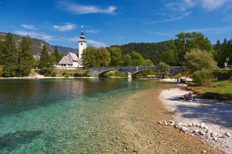 Bohinj eslovenia