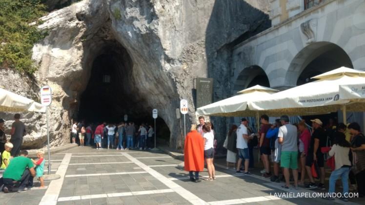 caverna de postojna