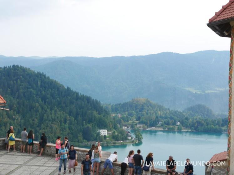 castelo de bled eslovênia