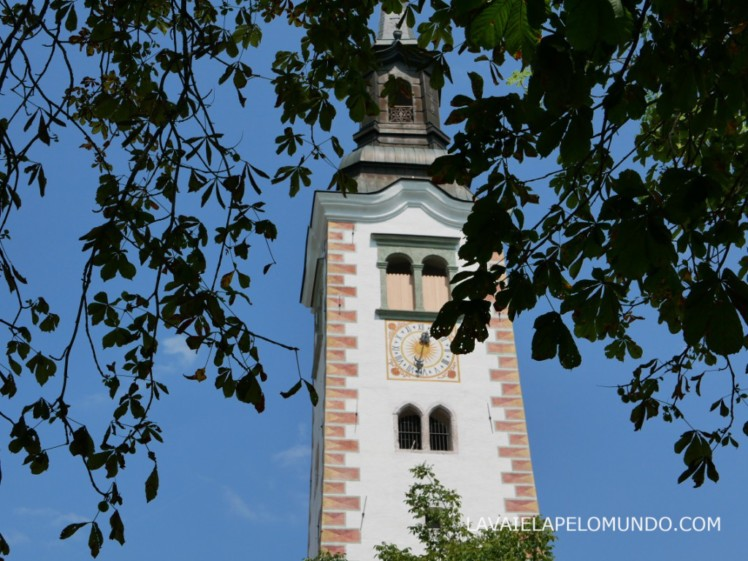 igreja ilha de bled