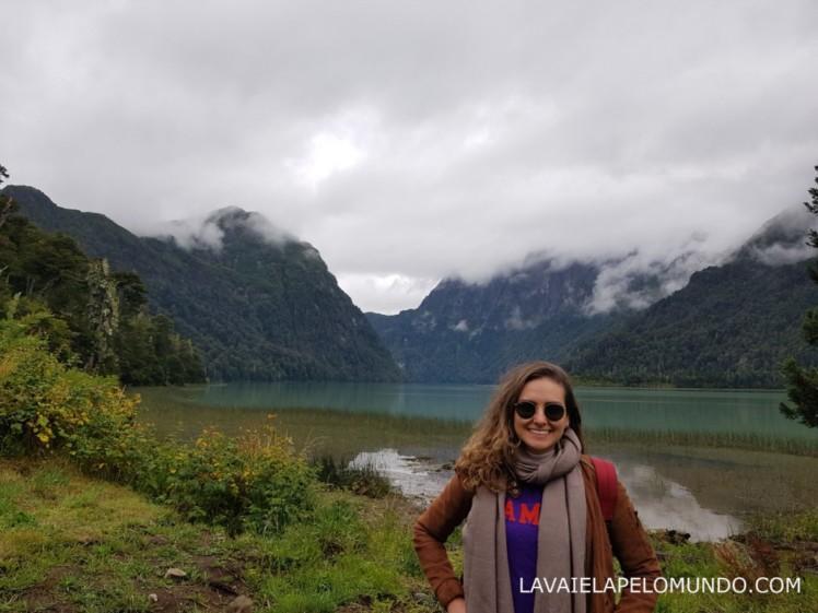 extensão lago frias bariloche