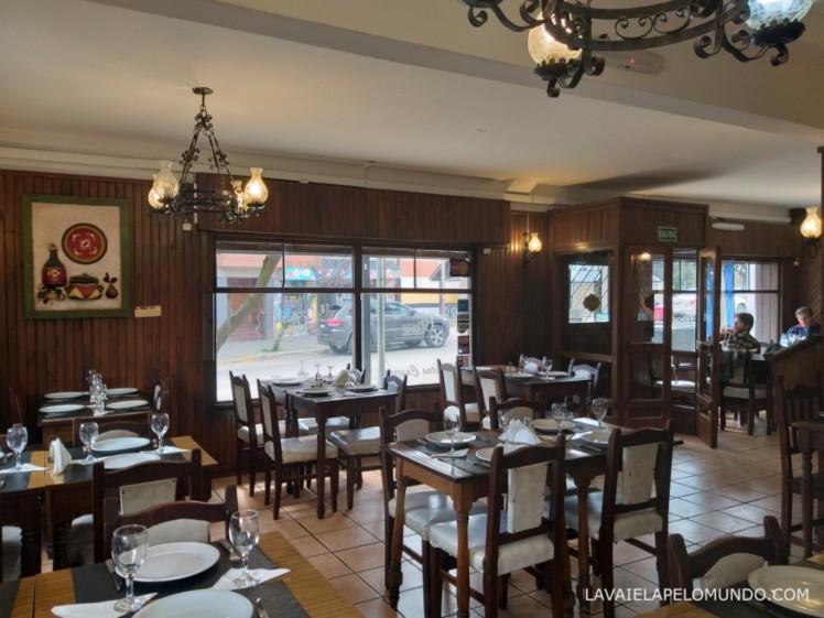 restaurantes em bariloche