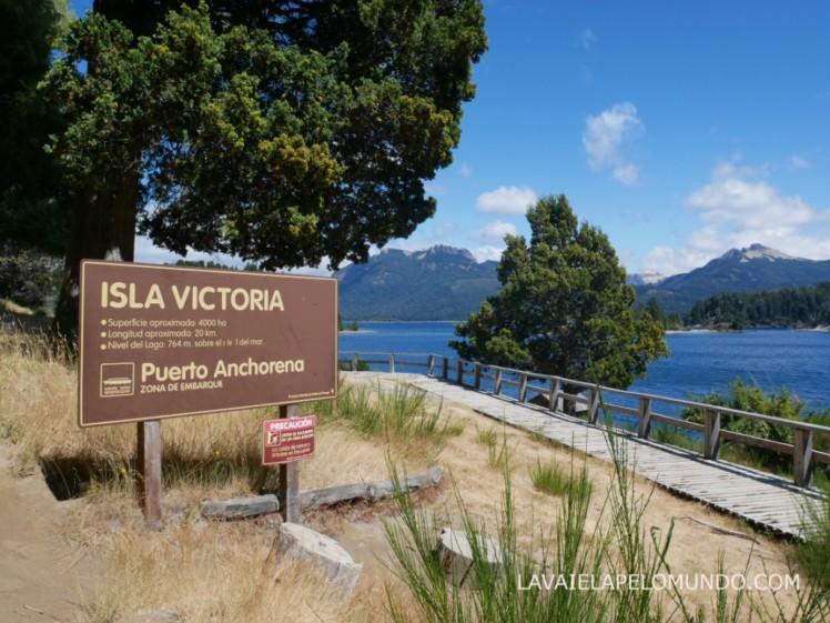 isla victoria bariloche