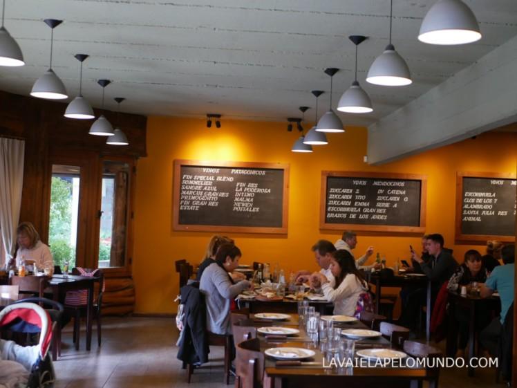 restaurantes em villa la angostura