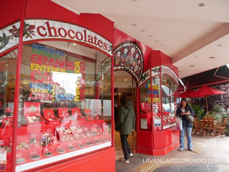 chocolaterias em bariloche