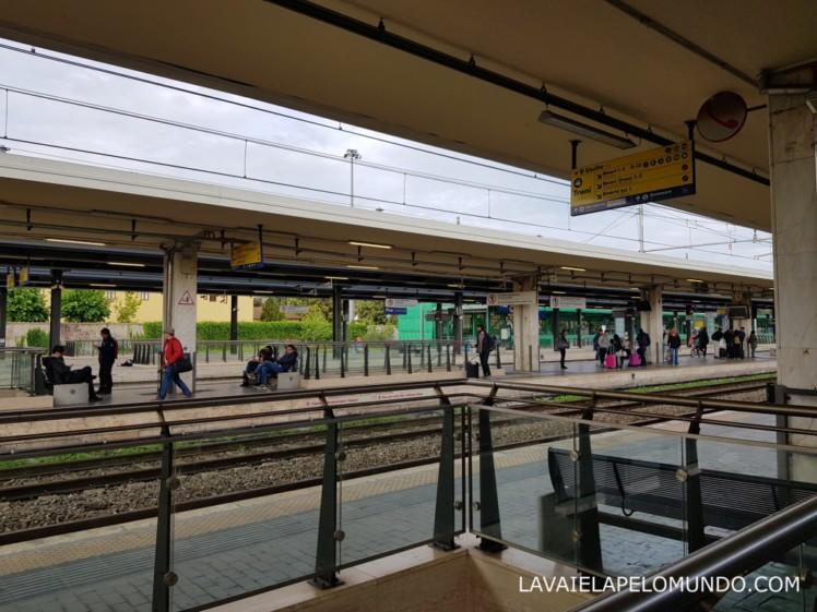 estação de trem pisa centrale